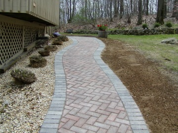 Designs for Brick Walkways - DIY Blog | Do Everything Yourself